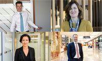 Svarbiausi įmonių vadovų pasikeitimai šiemet