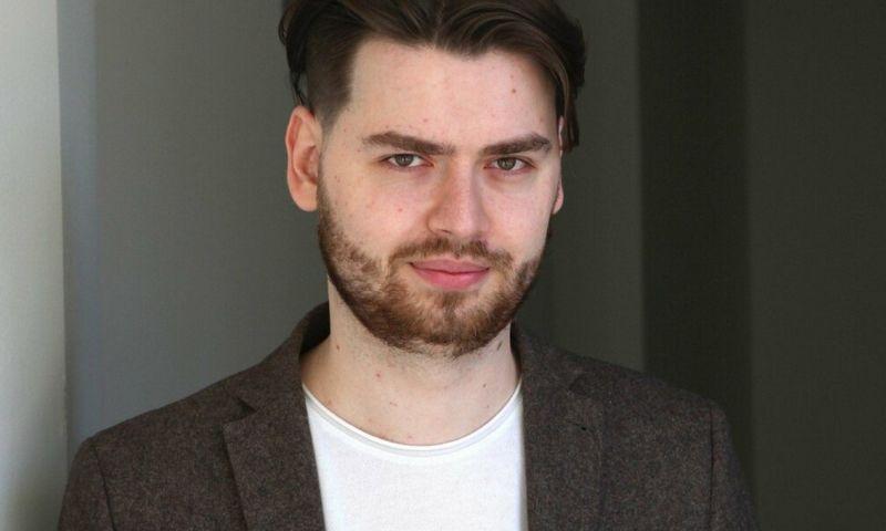 """Rokas Atkočiūnas, """"VRS Agency"""" strategas."""