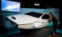 """Tesla Cybertruck"" įkvėpė 1977 m. Jameso Bondo automobilis"