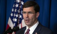 JAV įspėja, kad gali imtis tolesnių veiksmų prieš proiranietiškus kovotojus Sirijoje ir Irake