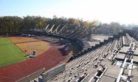 Profesinės sąjungos prašo užtikrinti turkų teises Kauno stadiono statybose