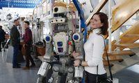 Atidaryta pirmoji robotų įdarbinimo agentūra