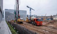 Statybos sąnaudos lapkritį padidėjo 4,8%