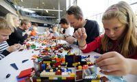"""Kaip žaidžiant """"Lego"""" tapti geresniu lyderiu"""