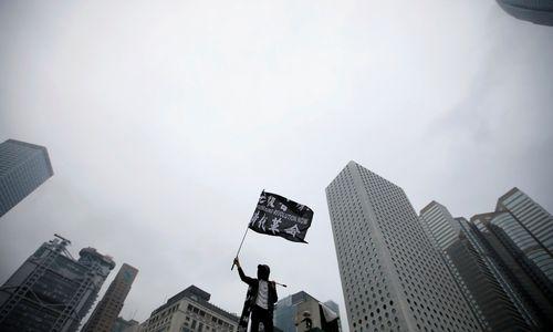 Honkongas nuo laisvės siekio neatostogavo