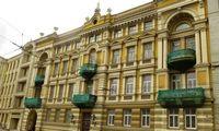 """Istorinį pastatą Vilniuje įsigijo """"Geolitas"""", planuoja butus"""