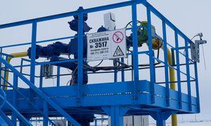 """""""Ignitis"""" susitarė su """"Gazprom"""" dėl dujų 2020 metais"""