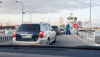 Smiltynės perkėloje – nauja bilieto kompensaciją gaunančių asmenų identifikavimo sistema