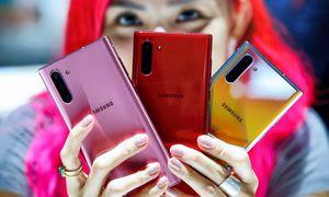 """""""Samsung"""" parodoje """"CES 2020"""" žada lūžį dirbtinio intelekto srityje"""
