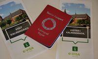 Į Kaliningrado sritį su e. vizomis per pusmetį atvyko 70.000 turistų