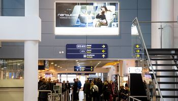 Vilniaus oro uostas pernai sulaukė 5 mln. keleivių