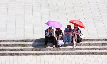 2019 m. Lietuvoje buvo šilčiausi per visą stebėjimų istoriją