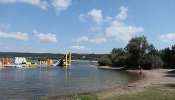 Statybų inspekcija nenustatė pažeidimų atliekant darbus Kauno Lampėdžio ežere