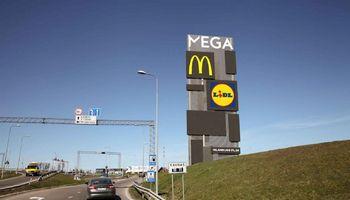"""Šalia Kauno """"Megos"""" – prekybos, biurų ir būstų kompleksas"""
