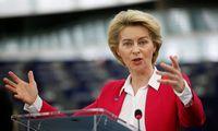 JAV ir Kinija pažadino Europą