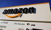 """""""Amazon"""" pagrasino atleisti darbuotojus, klimato kaitos aktyvistus"""