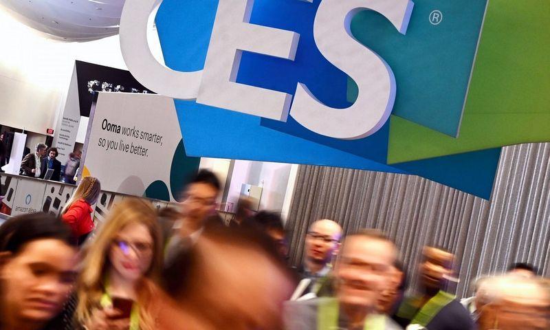 """Las Vegase vykstanti CES kasmet sutraukia maždaug 180.000 lankytojų. (""""Scanpix"""" / AFP) nuotr."""