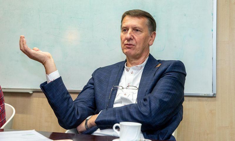 """Rimas Varanauskas, AB """"Freda"""" valdybos pirmininkas. Juditos Grigelytės (VŽ) nuotr."""