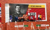 Prasideda Dakaras 2020 - visi lietuviai pasirodė ant podiumo
