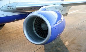 """Į lėktuvo variklį """"laimingas monetas"""" mėtęs kinas turės sumokėti 17.000 USD"""