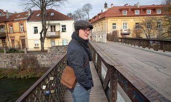 Vokiečio vizija – bendruomenės daržai Vilniaus Užupyje
