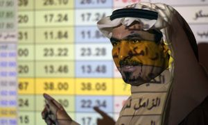 """ĮtampaPersijos įlankoje""""Aramco"""" akcijas nusmukdė į žemiausią lygį nuo debiuto biržoje"""