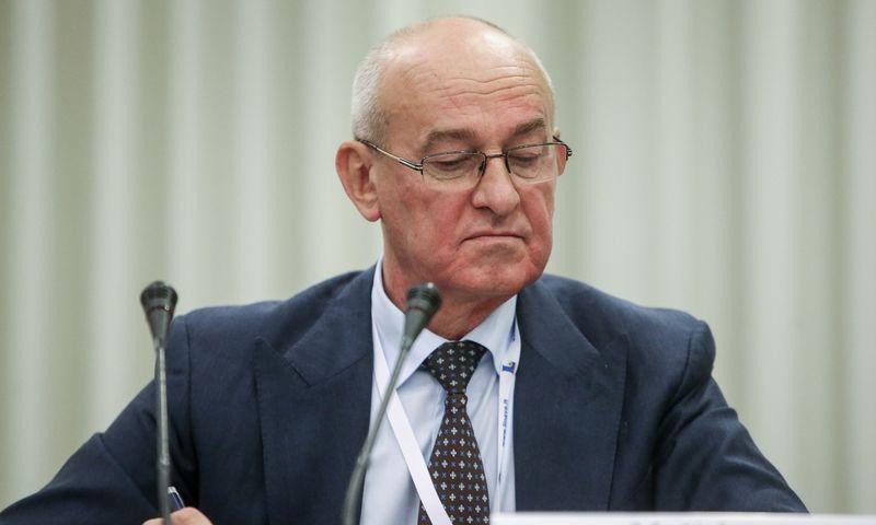 """Mečislavas Atroškevičius, """"Linavos"""" generalinis sekretorius, tvirtina, kad nauja tvarka tik padidins vežėjų administravimo kaštus. Vladimiro Ivanovo (VŽ) nuotr."""