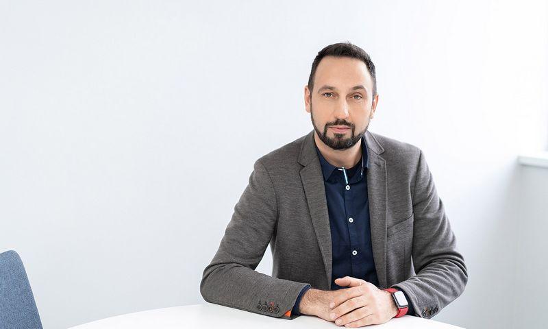 Marius Andriuškevičius. Įmonės nuotr.