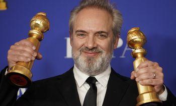 """""""Auksiniuose gaubliuose"""" – karinės dramos """"1917"""" ir Q. Tarantino triumfas"""