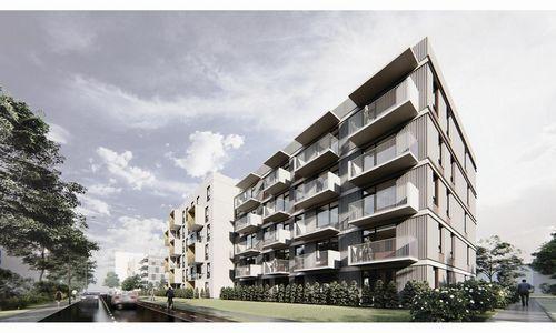 """""""Eika Residential Fund"""" į daugiabučių projektą investuoja 20,7 mln. Eur"""