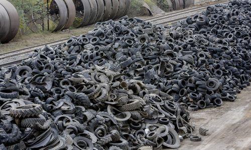 Padangų atliekų rinkai prognozuoja krizę