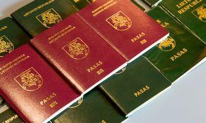 Lietuviškas pasas – galingiausių pasaulio pasų trisdešimtuke