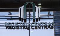 Registrų centras: viso šalyje esančio NT vertė per metus paaugo 10%