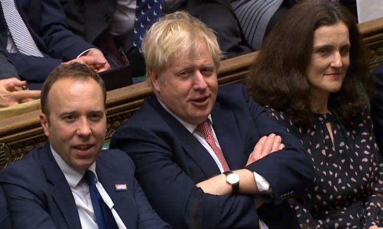 """JK Bendruomenių rūmai pritarė """"Brexit"""" sutarčiai"""