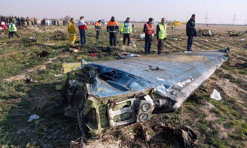 Ukrainos oro linijų lėktuvą galėjo numušti Irano kariai