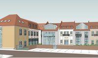 Klaipėdos centre suplanavo viešbučio statybą