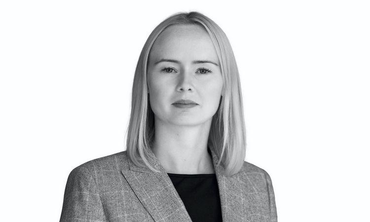 """Monika Narbutaitė, CAMS """"Lewben"""" atitikties paslaugų vadovė."""