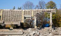 """Kauno savivaldybė nutraukia sutartį su stadioną statančia """"Kayi Construction"""""""