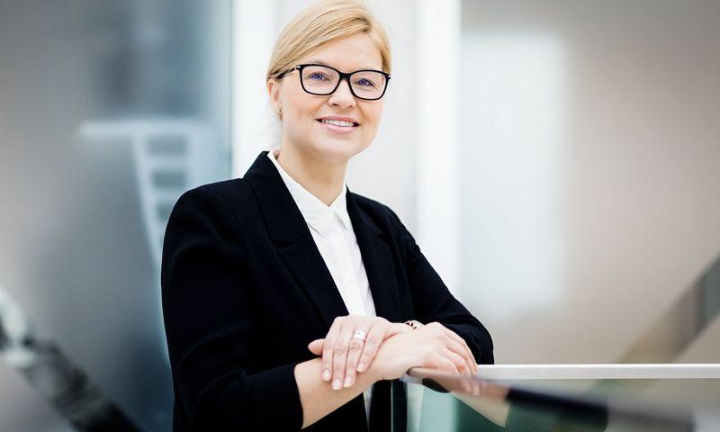 """Gitana Strazdauskė, UAB """"Dassault Systemes"""" direktorė. Bendrovės nuotr."""