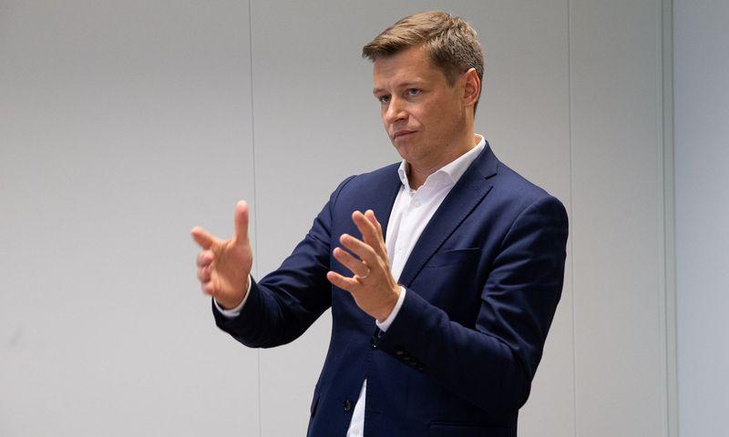 """Ruslanas Sklepovičius, """"Modus Group"""" valdybos narys ir UAB """"Green Genius"""" direktorius. Vladimiro Ivanovo (VŽ) nuotr."""