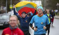 Sostinės bėgime laisvės gynėjams pagerbti – beveik 9.000 dalyvių