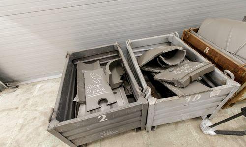 2019 m. Ignalinos AE išmontuotos 5.483 t įrangos