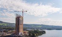 Dangoraižis iš klijuotos medienos – jau ne utopija