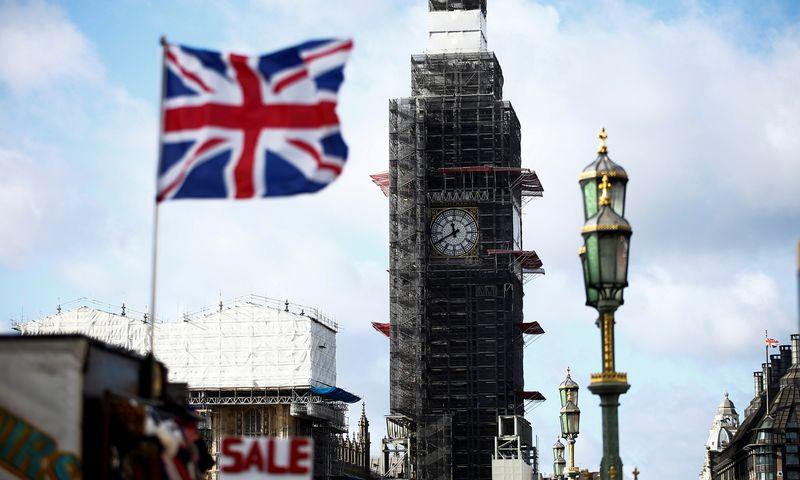 """Didžiojo Beno bokštas Londone. Henry Nicholls (""""Reuters"""" / """"Scanpix"""") nuotr."""