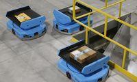 Sandėliuose – vis daugiau robotų, jų kūrėjai išgyvena investicijų bumą