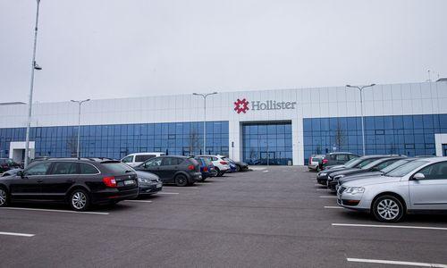 """""""Hollister Lietuva"""" į švarias patalpas investuoja 5 mln. Eur"""