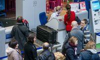 Vilniaus oro uostas diegs bagažo savitarnos punktus