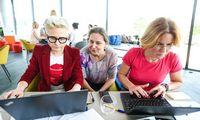 Tik 1 iš 14 išradimų Lietuvoje sukuria moterys, siekiama tai pakeisti