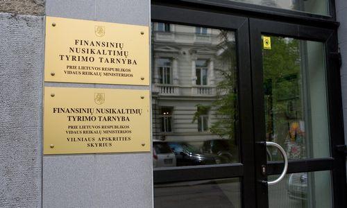 Tarptautinis tyrimas dėl PVM vengimo: FNTT atliko kratas Kauno įmonėje