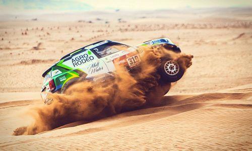 Sustabdytas 10-asis Dakaro ralio greičio ruožas, Lietuvos atstovai išlaiko pozicijas